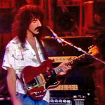 Frank Zappa Gibson Les Paul Shut Up and Play Your Guitar